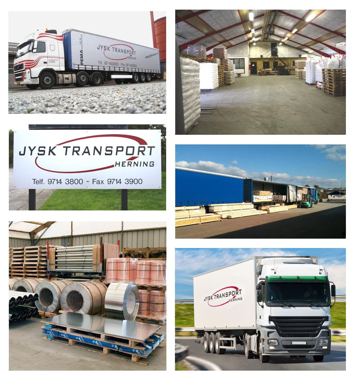 Transportfirma med erfaring i transportopgaver